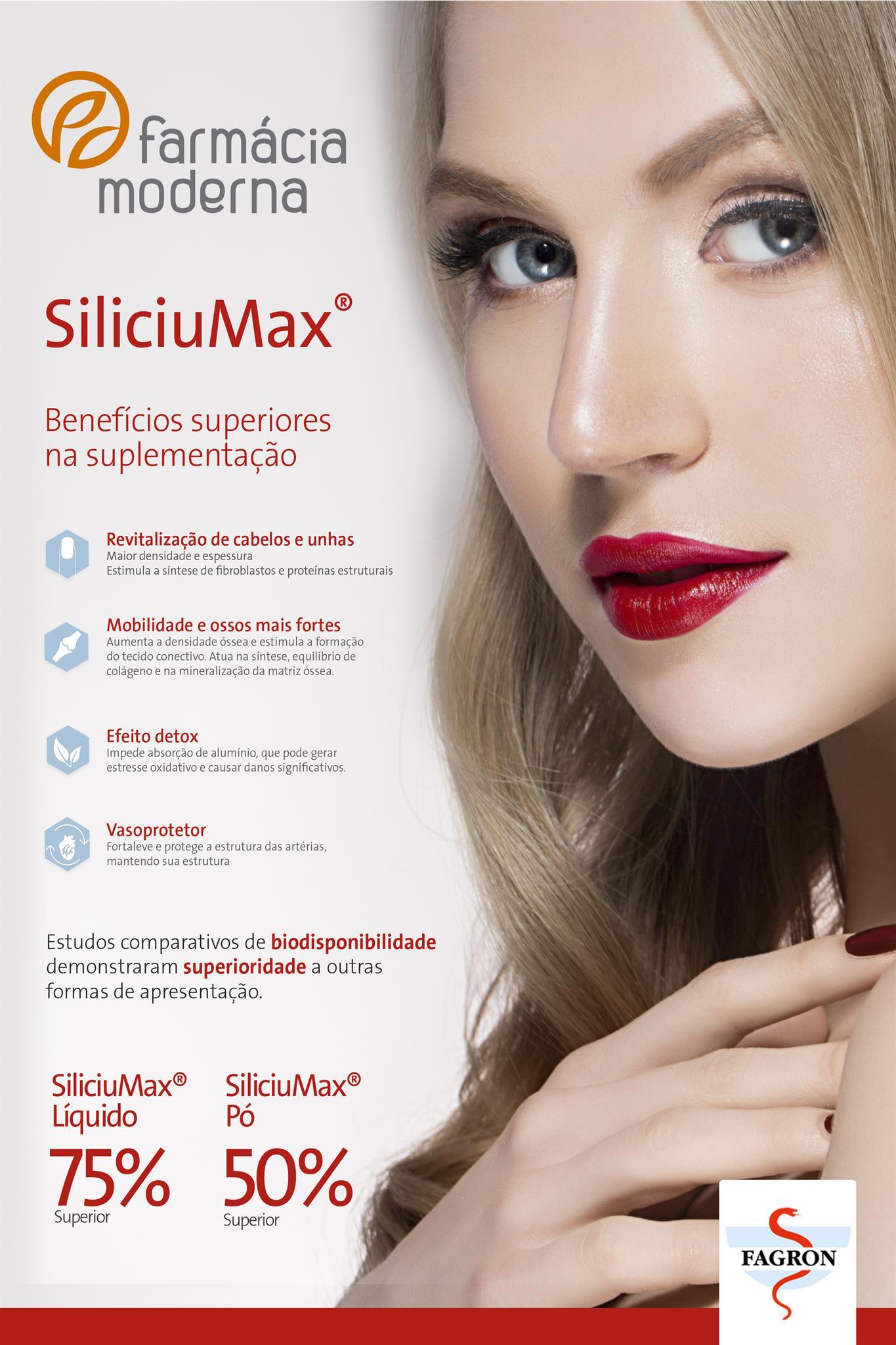 Siliciumax-Farmacia moderna